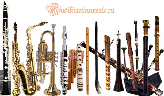 Wind-instrument
