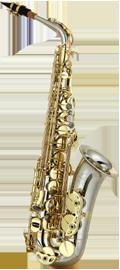 alto-saxophone