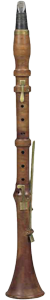 boxwood-clarinet
