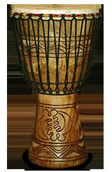 tom-African-drum