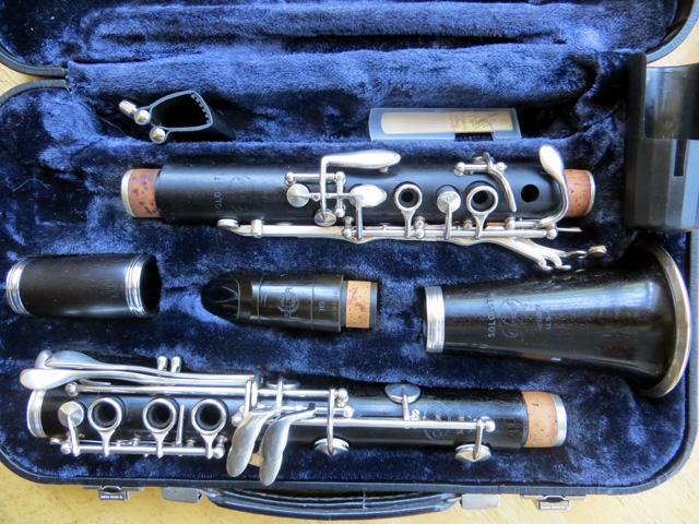 selmer-clarinet