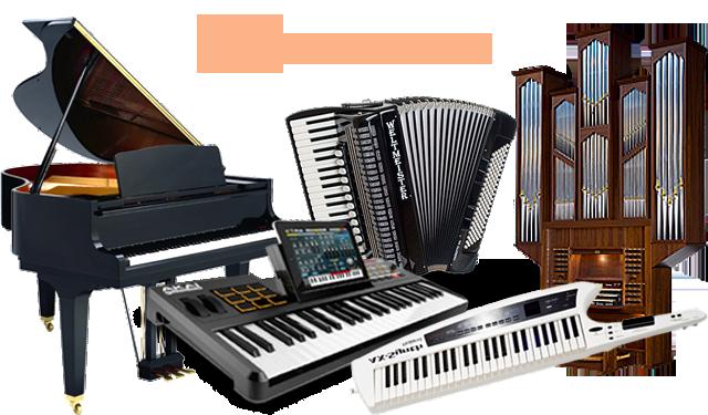 keyboard-instruments