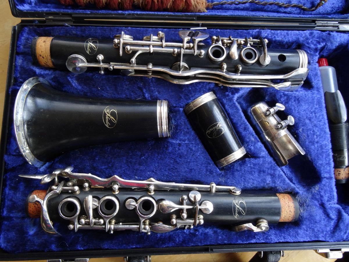 schreiber-klarnet