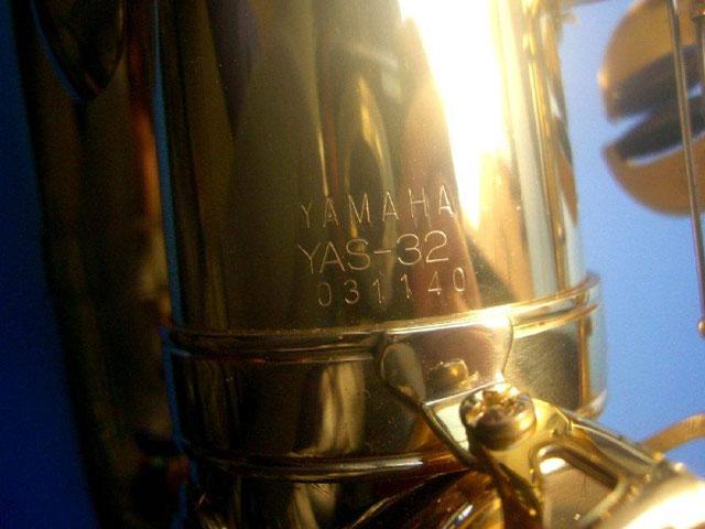 saxofon Yamaha-YAS-32-7