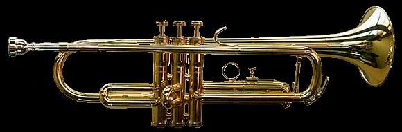 trumpet music instrument