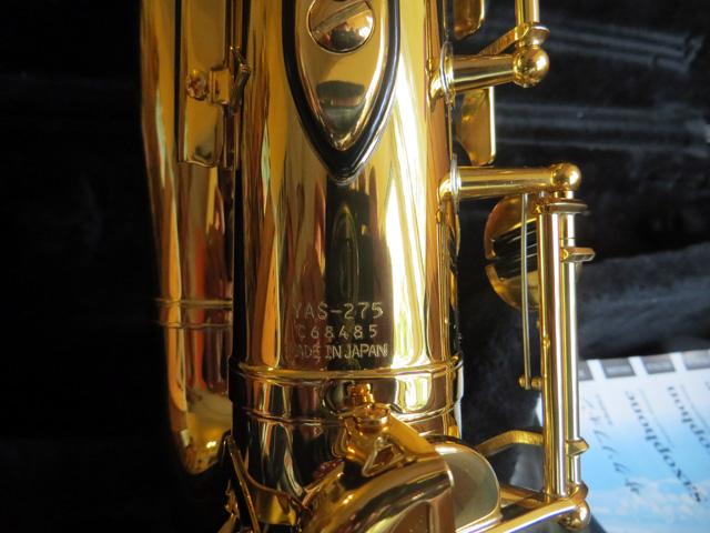 Saxophone-yas-275-3